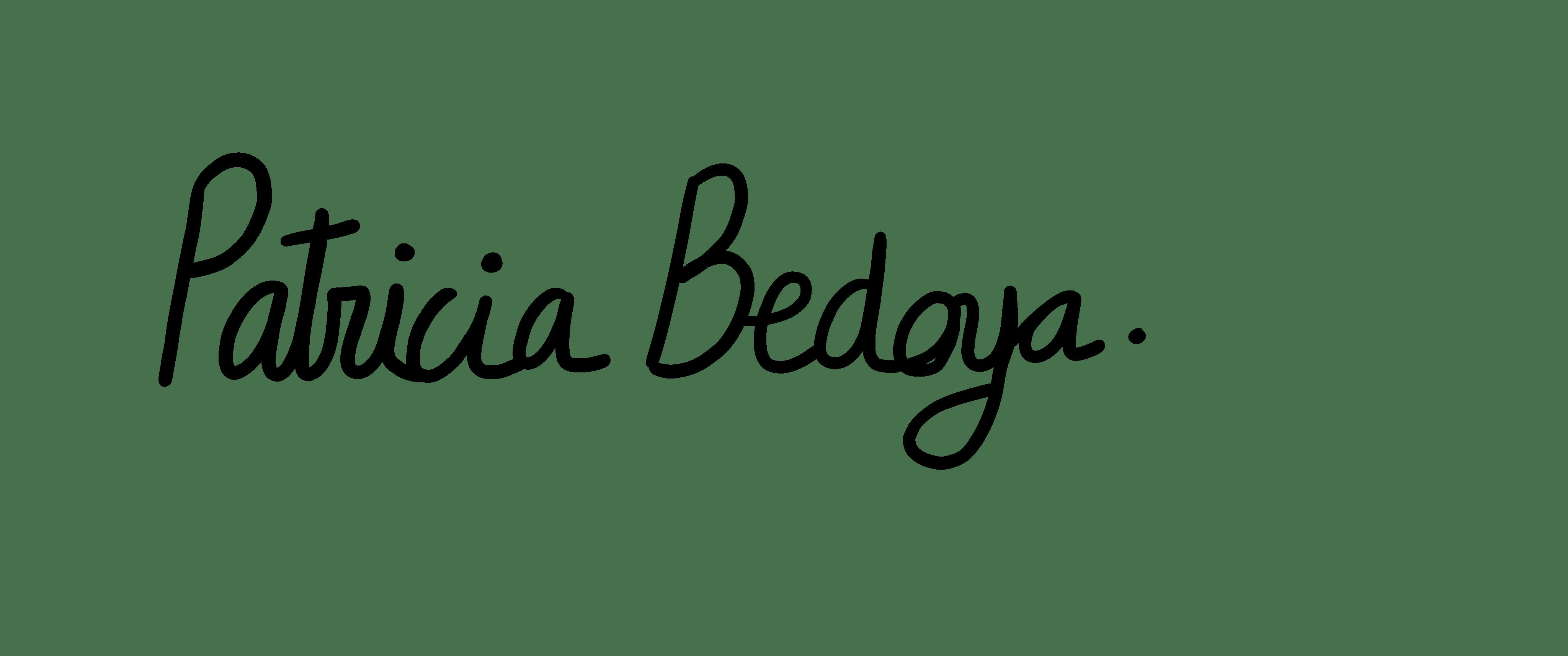 Patricia Bedoya Logo