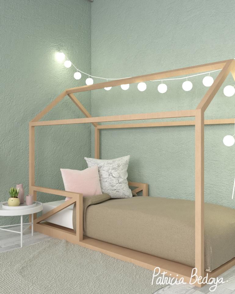 Dormitorio Montessori Patricia Bedoya